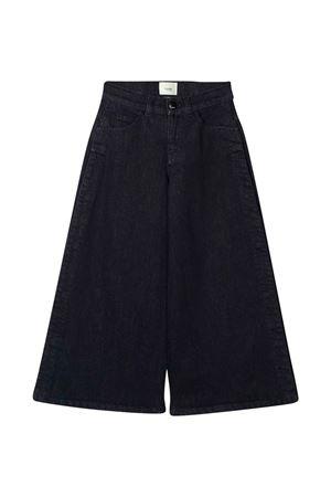 Navy blue Fendi kids jeans  FENDI KIDS | 9 | JFF192A6IQF0QB0