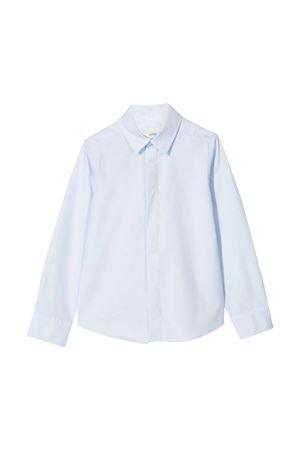 Camicia celeste Fendi kids FENDI KIDS | 5032334 | JMC103A31WF0QB5