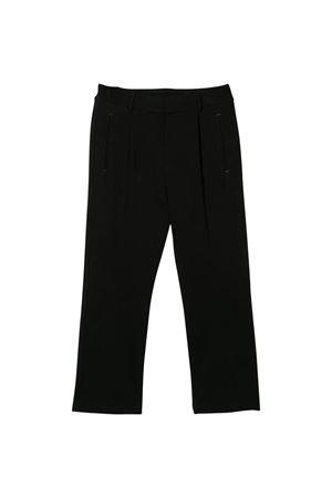 Pantaloni neri Fendi kids FENDI KIDS | 9 | JMF210A6IKF0QA1