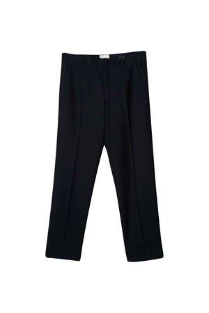 Pantaloni blu navy Fendi kids teen FENDI KIDS   9   JMF250A7LAF0QB0T