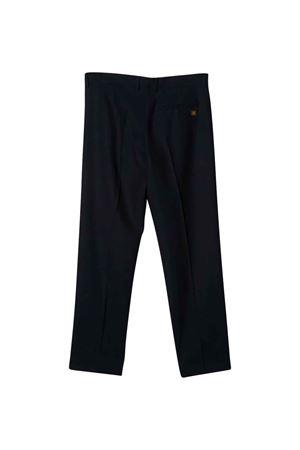 Pantaloni blu navy Fendi kids FENDI KIDS | 9 | JMF250A7LAF0QB0