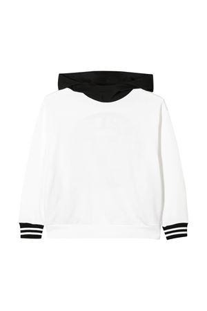 White sweatshirt  Fendi kids  FENDI KIDS | 5032280 | JMH1185V0F0TW8