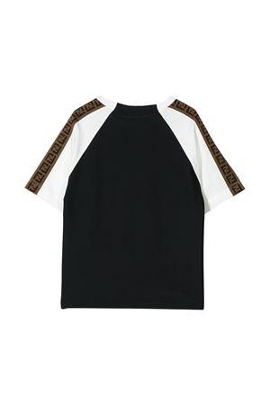 T-shirt bianca Fendi kids FENDI KIDS | 8 | JMI3127AJF0TW8