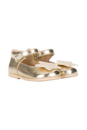 Gold shoes Florens kids  FLORENS KIDS | 12 | J000353D
