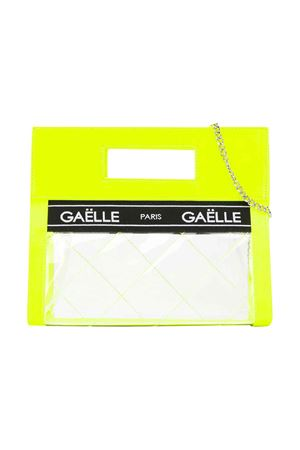 Yellow shopper bag by Gaelle Kids Gaelle | 31 | 2746BAG0302GIALLOFLUO