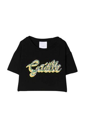 T-shirt corta nera Gaelle Paris Kids Gaelle | 8 | 2746F0110JENERO
