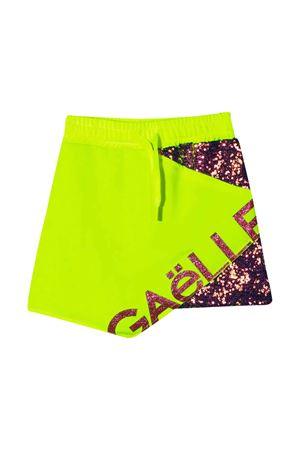 Gonna verde Gaelle kids Gaelle | 15 | 2746G0109GIALLOFLUO