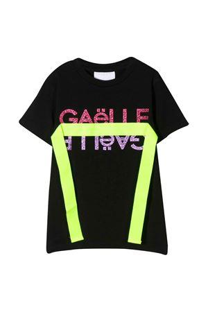 T-shirt nera Gaelle kids Gaelle | 8 | 2746M0108NERO