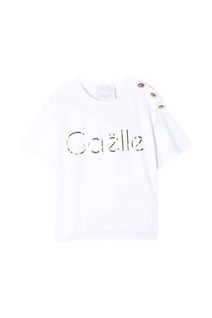 T-shirt bianca Gaelle kids Gaelle | 8 | 2746M0262BIANCO