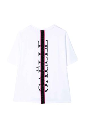 White Gaelle kids t-shirt  Gaelle   8   2746MX0200BIANCO