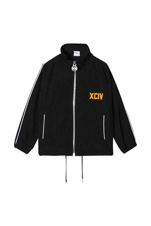 Black jacket with rear logo GCDS kids GCDS KIDS | 3 | 022491110