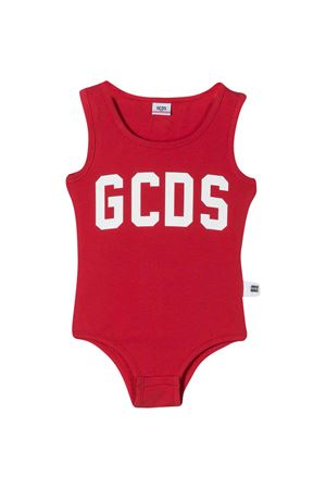 Red bodysuit GCDS kids  GCDS KIDS | 32 | 022492040