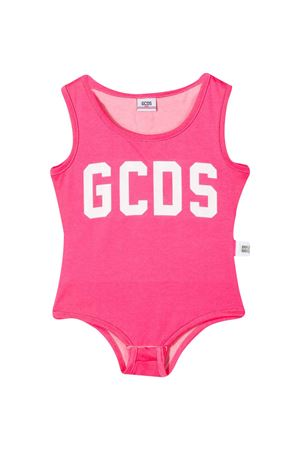 GCDS KIDS teen sleeveless pink body GCDS KIDS | 32 | 022492FL134T