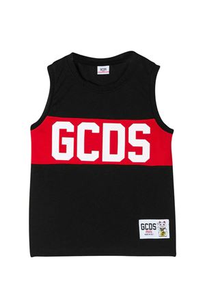 Top nero GCDS kids teen GCDS KIDS | 40 | 022508110T