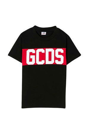 Black T-shirt GCDS kids  GCDS KIDS | 8 | 022513110