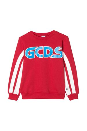 Red sweatshirt GCDS kids  GCDS KIDS | -108764232 | 022530040