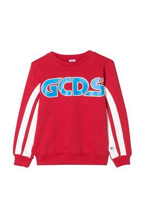 Felpa rossa GCDS kids teen GCDS KIDS | -108764232 | 022530040T