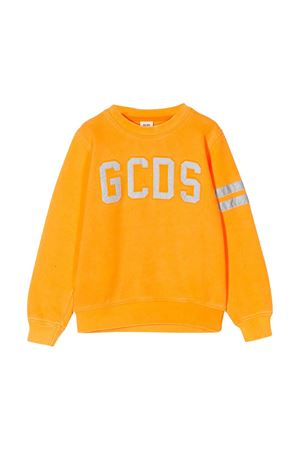 Orange GCDS KIDS sweatshirt  GCDS KIDS | -108764232 | 022538FL176