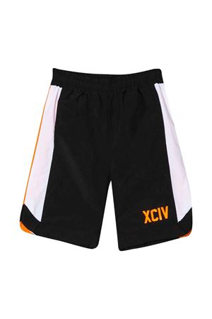 Multicolor shorts with logo GCDS kids GCDS KIDS | 30 | 022553110