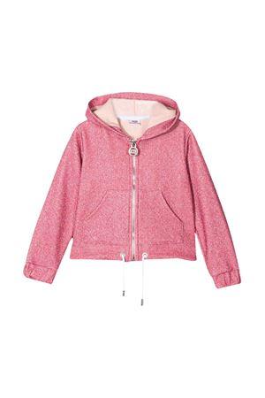 Pink jacket with hood GCDS kids GCDS KIDS | 3 | 022735042
