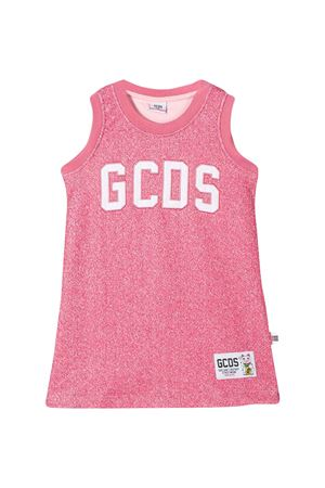 Pink GCDS KIDS glitter tank  GCDS KIDS | 40 | 022737042