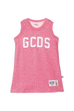 Pink glitter tank top GCDS KIDS teen  GCDS KIDS | 40 | 022737042T
