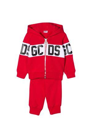 Tuta rossa GCDS kids GCDS KIDS | 42 | 023939040