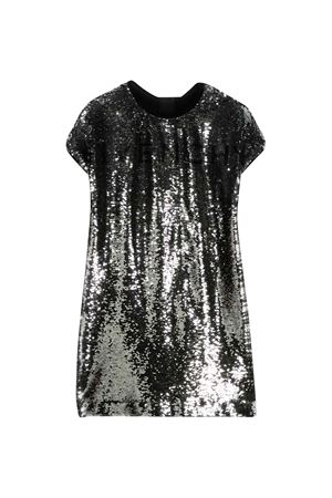 Silver teen flared dress with sequins Givenchy kids Givenchy Kids | 11 | H12120016T
