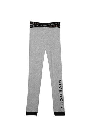 Leggins grigi Givenchy kids Givenchy Kids | 411469946 | H14092A01