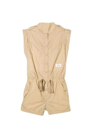 Beige sleeveless romper Givenchy kids Givenchy Kids | -1617276553 | H14094249