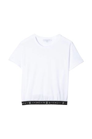 White T-shirt Givenchy kids  Givenchy Kids | 8 | H1515010B