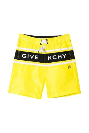 Yellow swimsuit Givenchy kids  Givenchy Kids | 85 | H20028535