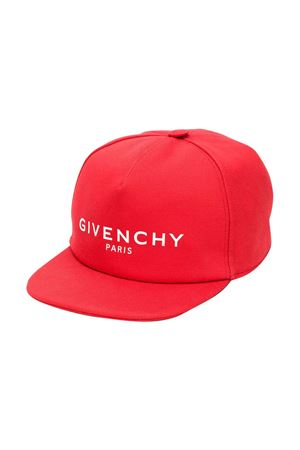 Cappello rosso Givenchy kids Givenchy Kids | 75988881 | H21031991