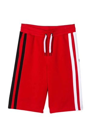 Red bermuda shorts Givenchy kids teen  Givenchy Kids | 5 | H24079991T
