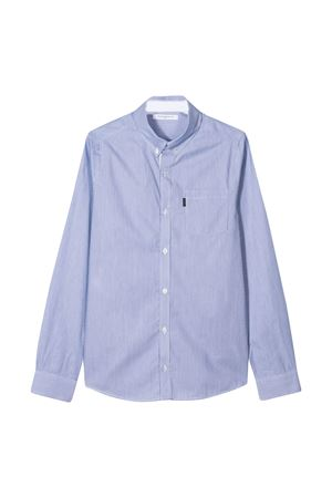 Camicia azzurra Givenchy kids Givenchy Kids | 5032334 | H25161N48
