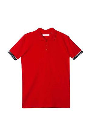 Red polo with rear logo Givenchy kids Givenchy Kids | 2 | H25164991