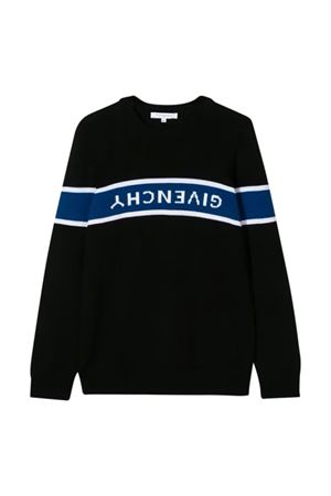 Maglione nero Givenchy kids Givenchy Kids | 7 | H2516609B
