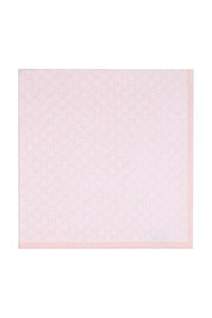 pink plaid with GG logo Gucci kids GUCCI KIDS | 1691534998 | 4178653K2009272