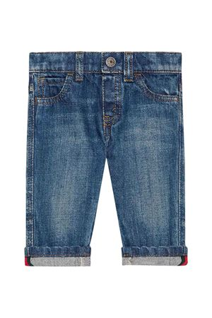 Gucci kids newborn jeans GUCCI KIDS | 9 | 455454XR3844025
