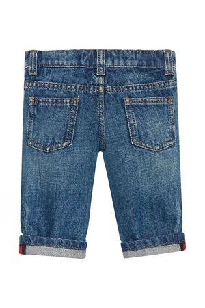 Gucci kids newborn jeans GUCCI KIDS   9   455454XR3844025