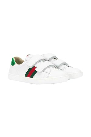 Sneakers bianche Gucci kids GUCCI KIDS | 12 | 455496CPWP09085