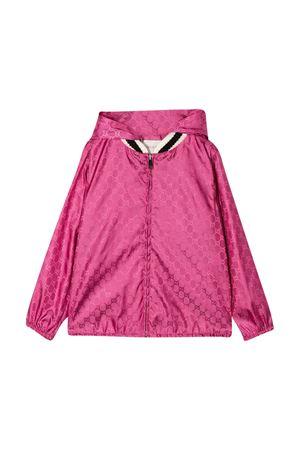 Giacca rosa con monogramma GG Gucci kids GUCCI KIDS | 13 | 499517XBC695535
