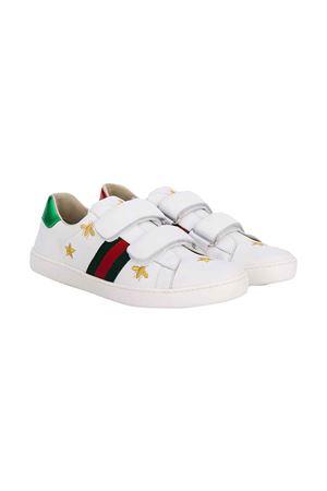 Sneakers bianche teen Gucci kids GUCCI KIDS | 12 | 5087800II409064T