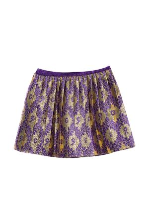 Pleated skirt with monogram Gucci kids GUCCI KIDS | 15 | 590600ZABSY7039