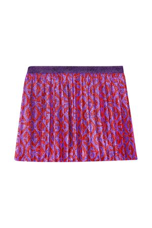 Violet and red skirt Gucci kids GUCCI KIDS | 15 | 590600ZADB66034