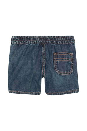 Denim shorts with frontal application Gucci kids GUCCI KIDS | 30 | 591306XDAZD4206