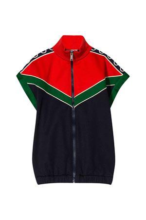 Felpa multicolor con zip Gucci kids GUCCI KIDS | -108764232 | 591516XJB4U4818