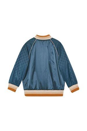 Blue jacket Gucci kids  GUCCI KIDS | 13 | 591543XWAGQ4819