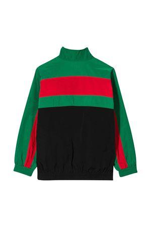 Multicolor jacket with logo Gucci kids GUCCI KIDS | 3 | 591618XWAGU1043