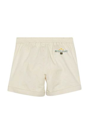 White shorts with rear logo Gucci kids GUCCI KIDS | 30 | 591624XWAIM9210